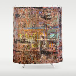 Itchy Hands No. 1 Shower Curtain