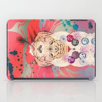 psychedelic iPad Cases featuring Psychedelic by Pepe Psyche
