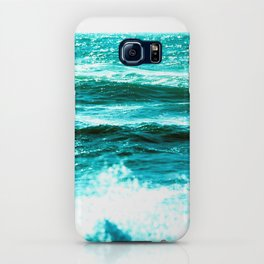 California Ocean Waves iPhone Case
