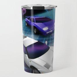 Lunar Highway Race Travel Mug