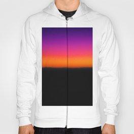 Horizon Line in Sunset Hoody