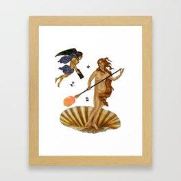 Gafferdite Framed Art Print