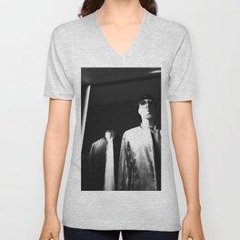Mannequin display || black and white fashion photography || SINGAPORE Unisex V-Neck