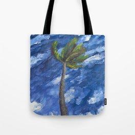 Kailua Palm Tote Bag