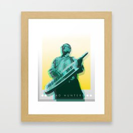Head Hunters Framed Art Print