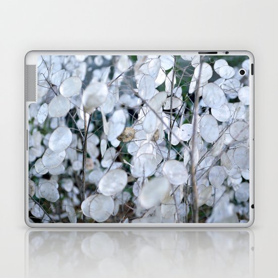 annual honesty Laptop & iPad Skin