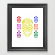 Bellina Framed Art Print