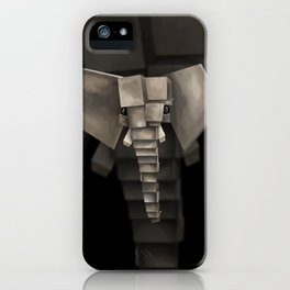 Elephant² iPhone Case