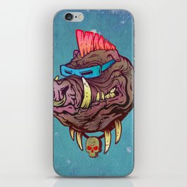 Mutant Hog iPhone Skin