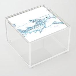 Tiger Shark II Acrylic Box