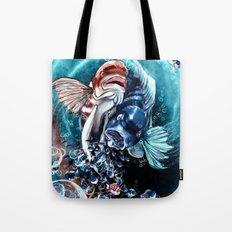 Frontosa Tote Bag