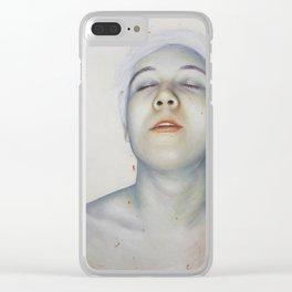 Apostasy Clear iPhone Case