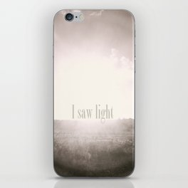 Light iPhone Skin