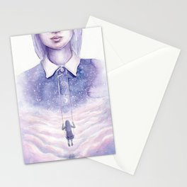 Never Lose Sight Stationery Cards
