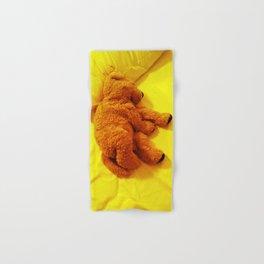 Love is... Teddy dog Hand & Bath Towel
