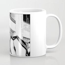 asc 923 - Les dimanches en banlieue (The bouncing girls) Coffee Mug