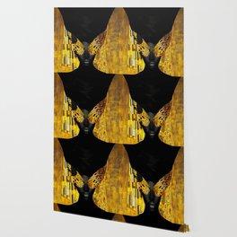 lady butterfly Wallpaper