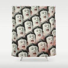 AAAA! II Shower Curtain