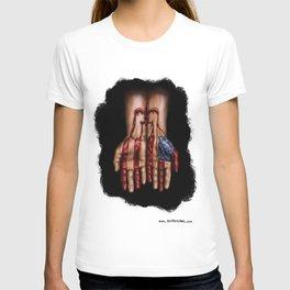 Blood of Hurricane Katrina T-shirt