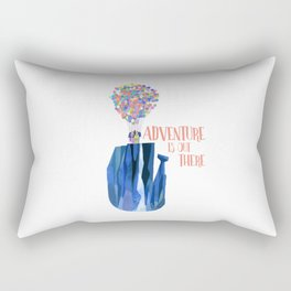 Adventure is out there.. new Rectangular Pillow