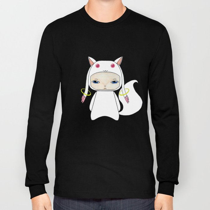 A Boy - Kyubey Long Sleeve T-shirt