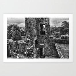 Irish Castle Art Print