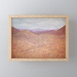 Mindscape Series Three, Painting Two  Redding C.A Framed Mini Art Print