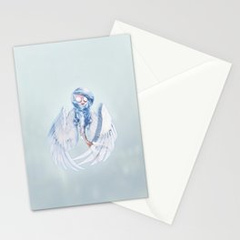 Siren Faerie Stationery Cards