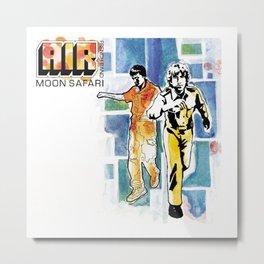 Air - Moon Safari Metal Print