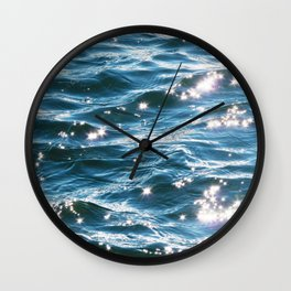 Water 02 Wall Clock