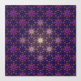 Astro II Canvas Print