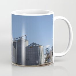 Elevators, Goodrich, North Dakota 1 Coffee Mug