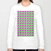 80s Long Sleeve T-shirts featuring 80s baby by Kyle McDonald