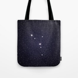 constellation games // cancer Tote Bag