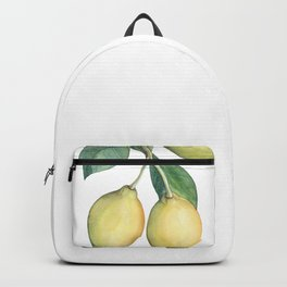 Lemon Dreams Backpack