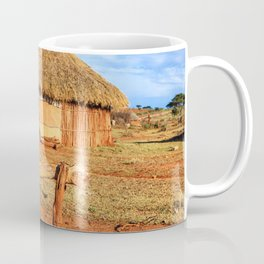 Ethiopian lady Coffee Mug