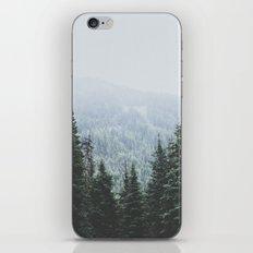 Forest Window iPhone Skin