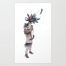Ornis Art Print