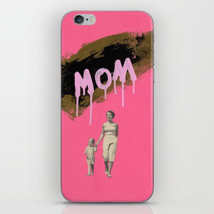 Mom iPhone Skin