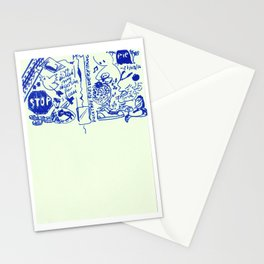 27-03-16- Diary Doodle Stationery Cards