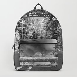 Driving To The Park Backpack