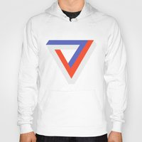 gaming Hoodies featuring Polygon Gaming by Thomas Official