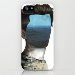 Alive as an Ocean iPhone Case