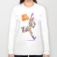 tank girl Long Sleeve T-shirts featuring Tank Girl by MATT DEMINO