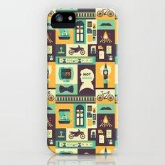 Empty Hearse Slim Case iPhone (5, 5s)