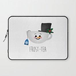 Frost-tea Laptop Sleeve