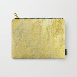 Gold Foil Carry-All Pouch
