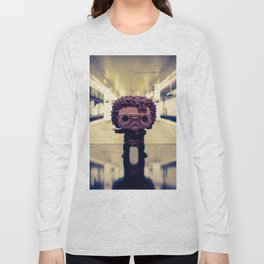 """""""Your butt is wide, well mine is too...Because I'm fat, I'm fat, sha mone!"""" Long Sleeve T-shirt"""