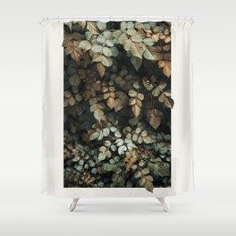 Growth (Autumn) Shower Curtain