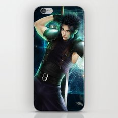 Zack Fair iPhone Skin